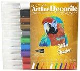 Artline Decorite Pensel Satin 10-pack