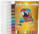 Artline Decorite Rak Satin 10-pack
