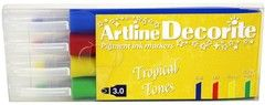 Artline Decorite Rak Tropical 4-pack