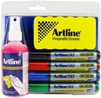 Artline Whiteboard kit
